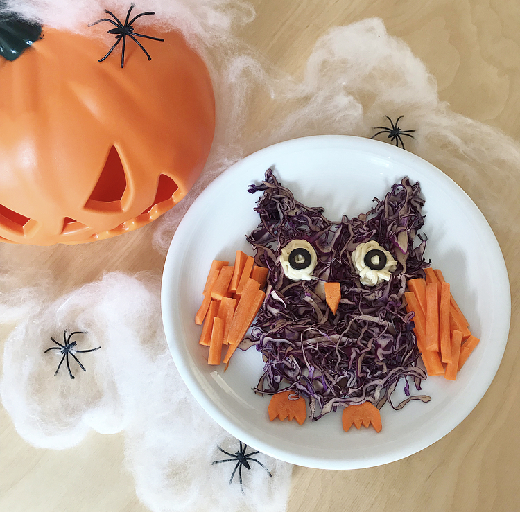 Food art spécial Halloween